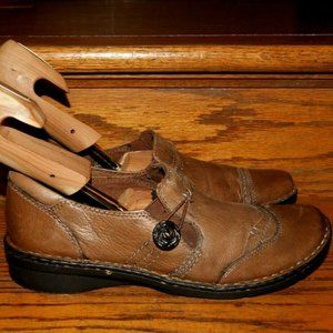 Earth Origins Size 9.5 M Loafer Leather Women 9.5M